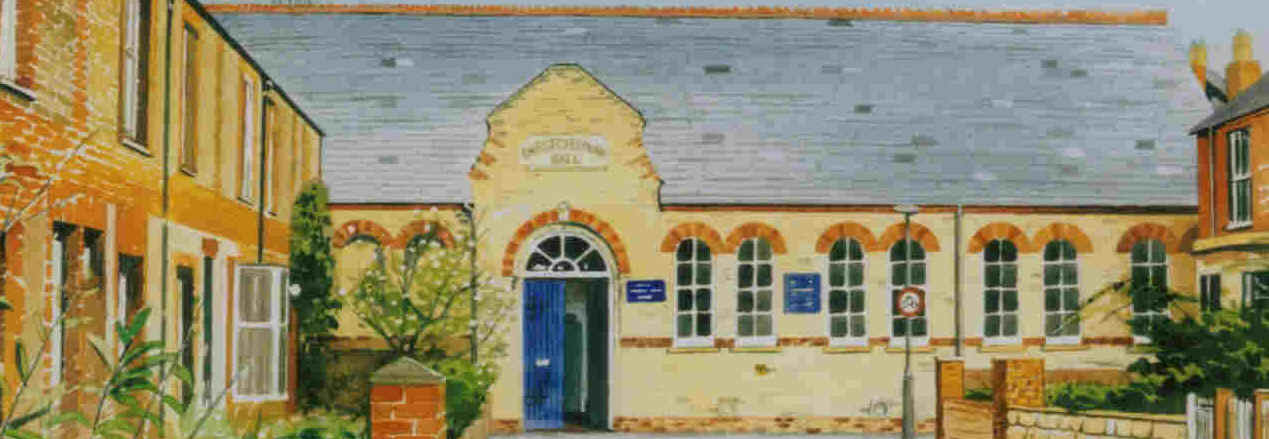 Oxford Christadelphian Church hall